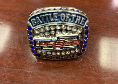 battle of the borders ring